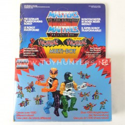 Multibot MISB - Masters of the Universe He-man Evil Horde