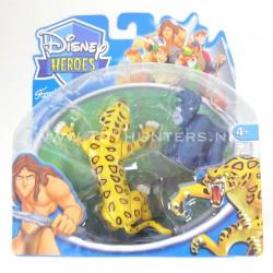 Sabor MOC - Tarzan Disney Heroes Famosa 2007 Adventures