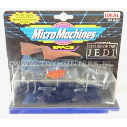 Star Wars Micro Machines - Collection III 3 Return of the Jedi Ideal 1993