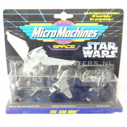 Star Wars Micro Machines - Collection VIII 8 Ideal 1994
