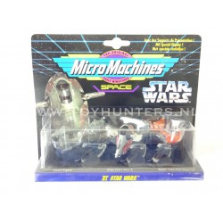 Star Wars Micro Machines - Collection VI 6 Ideal 1994