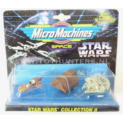 Star Wars Micro Machines - Collection II 2 Ideal 1995