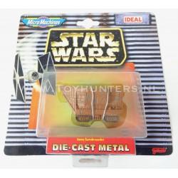 Star Wars Micro Machines Die Cast Metal Java Sandcrawler