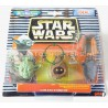 Star Wars Micro Machines Heads - Collection III 3 - Ideal 1997 Yoda Jawa Leia