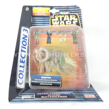 Collection III 3 Bantha MOC Star Wars Action Fleet Micro Machines