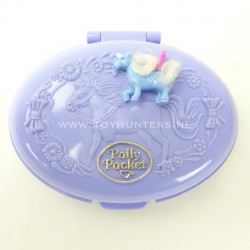 Unicorn Meadow 1995 - Polly Pocket Bluebird vintage