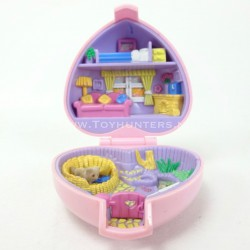 Kozy Kitties - Pet Parade 1993 - Polly Pocket Bluebird vintage