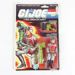 Sneak Peek US MOC GI JOE - Hasbro 1987 ARAH G.I. COBRA