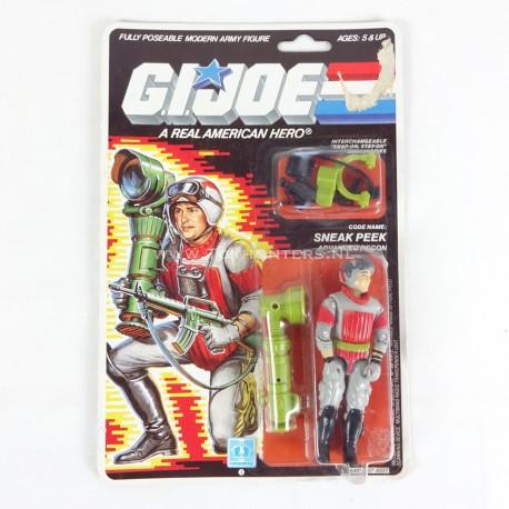 Sneak Peek US MOC GI JOE - Hasbro 1987 ARAH G.I. COBRA