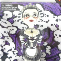 Eva Destruction – case variant - Goths Doll BeGoths 2003 Bleeding Edge