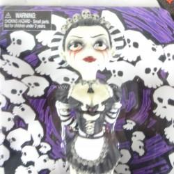 Eva Destruction – case variant - Goths Doll BeGoths 2003 Bleeding Edge