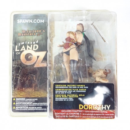 Dorothy - Twisted Land of Oz McFarlane Toys 2003 Series 2