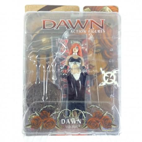 Dawn variant black dress - Diamond Select 2003 Joseph Michael Linsner's