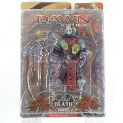 Death - Diamond Select 2003 Dawn Joseph Michael Linsner's