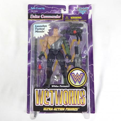 Delta Commander - McFarlane Toys 1996 Whilce Portacio's Wetworks