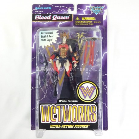 Blood Queen - McFarlane Toys 1996 Whilce Portacio's Wetworks