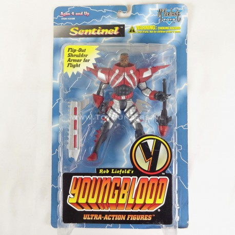 Sentinel - McFarlane Toys 1995 Rob Liefeld's Youngblood