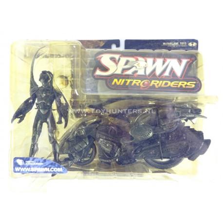 Eclipse 5000 - Spawn Nitro Riders - McFarlane Toys 1999