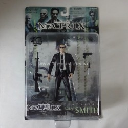 Agent Smith MOC - The Matrix N2 Toys 1999 WB Warner Brothers