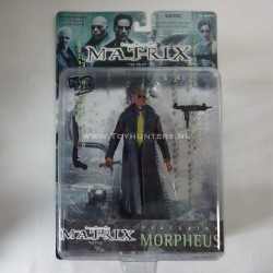 Morpheus - The Matrix N2 Toys 1999 WB Warner Brothers