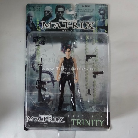 Trinity - The Matrix N2 Toys 1999 WB Warner Brothers