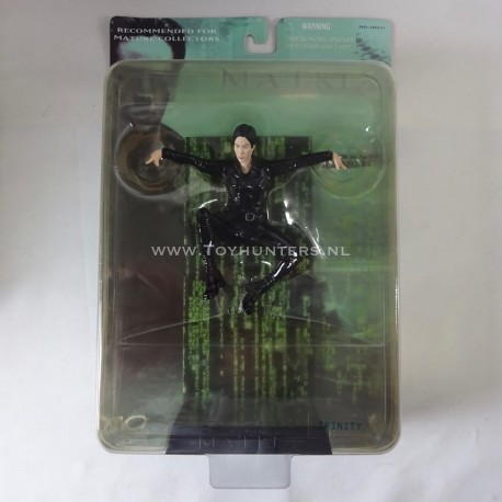 Trinity Series 2- The Matrix N2 Toys 2000 WB Warner Brothers