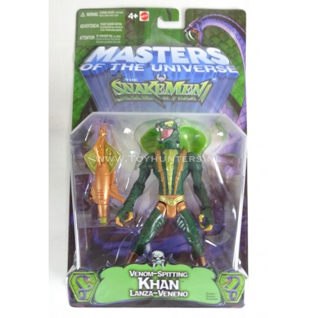 Kahn - Masters of the Universe 200X Mattel He-man MOTU