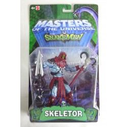 Skeletor Blood Red variant - Masters of the Universe 200X Mattel He-man MOTU