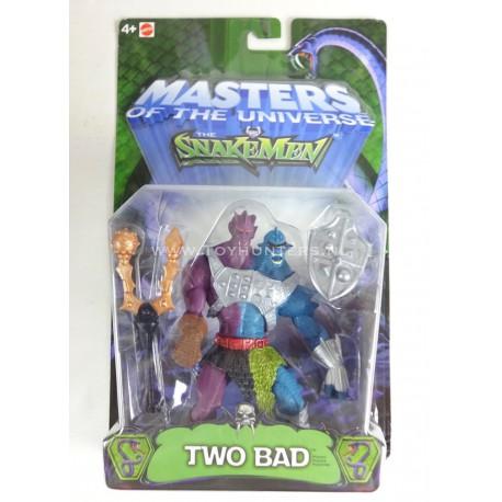 Two Bad - Masters of the Universe 200X Mattel He-man MOTU