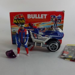 Bullet MIB - complete M.A.S.K. Kenner