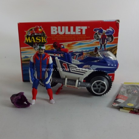 Bullet MIB - complete MASK Kenner