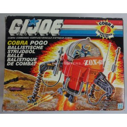 Cobra Pogo MIB - GI Joe Hasbro
