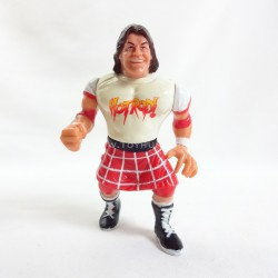 Rowdy Roddy Piper - Series 2 - 1991 WWF Hasbro