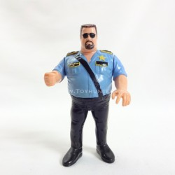 Big Bossman v1 - Series 1 - 1990 WWF Hasbro