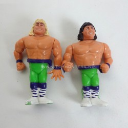 The Rockers - Shawn Michaels Marty Jannetty - Series 2 - 1991 Tag Team WWF Hasbro