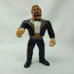 Ted DiBiase Million Dollar Man v1 - Series 1 - 1990 WWF Hasbro
