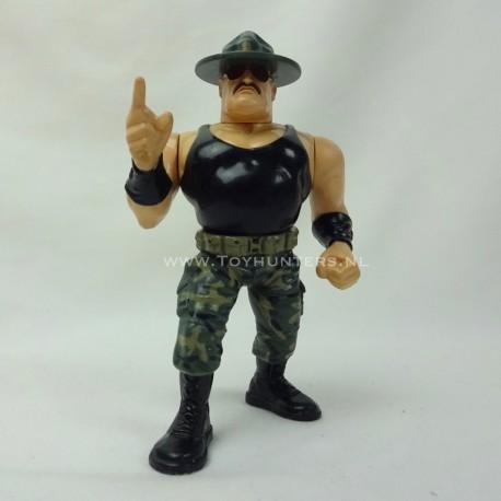 Sgt. Slaughter - Series 3 - 1992 WWF Hasbro