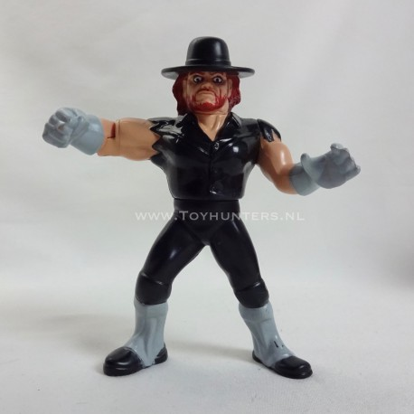 The Undertaker - Series 4 - 1992 WWF Hasbro