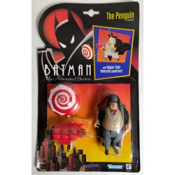 The Penguin MOC - Batman Animated Series Kenner 1993
