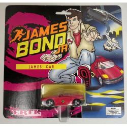 James' Car MOC - James Bond Jr ERTL 1992