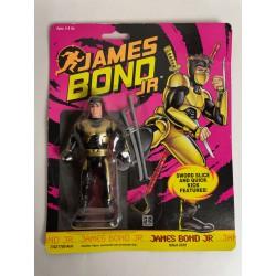 James Ninja Gear MOC - James Bond Jr Hasbro 1995
