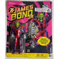 Dr. No MOC - James Bond Jr Hasbro 1991