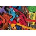 originele TMNT wapens en accesoires