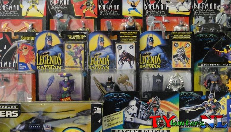 Batman Action Figures