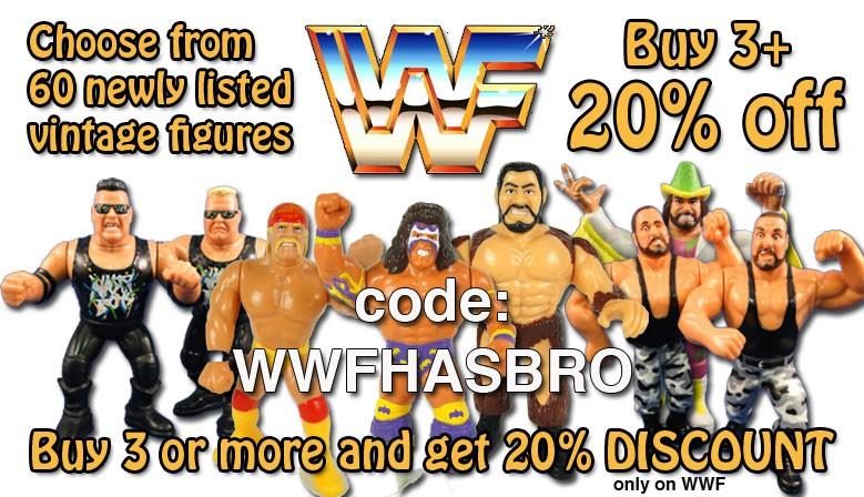 WWF Actie