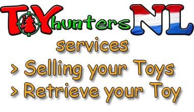 ToyhuntersNL Diensten