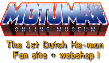 Motuman - Masters of the Universe Webshop